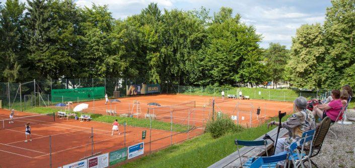 TC Ebersberg 8-Platz-Anlage